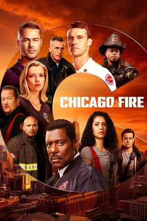 Poster Chicago Fire 2012