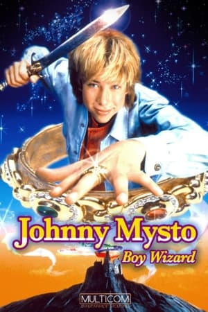 Image Johnny Mysto: Boy Wizard