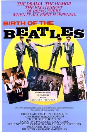 Poster The Birth Of The Beatles 1979