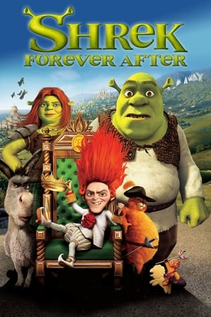 Poster Shrek Forever After 2010