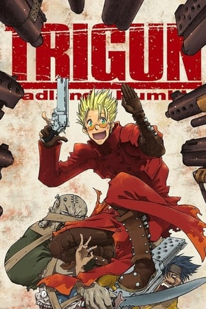 Image Trigun: Badlands Rumble
