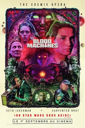 Poster Blood Machines 2020