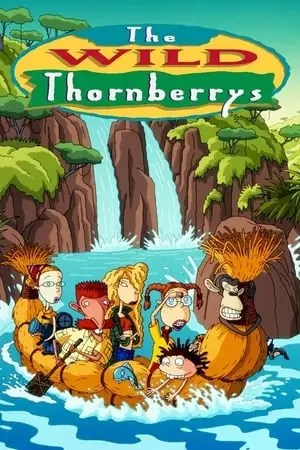 Poster The Wild Thornberrys 1998