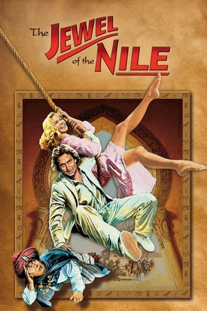 Poster The Jewel of the Nile 1985
