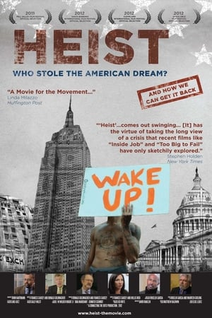 Image Heist: Who Stole the American Dream?