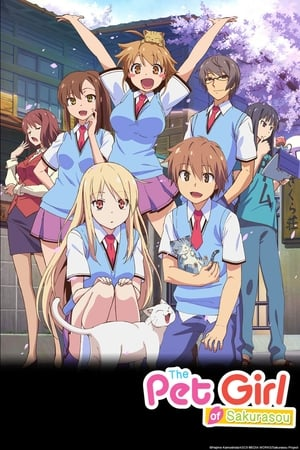 Poster The Pet Girl of Sakurasou 2012