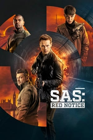 Poster SAS: Red Notice 2021