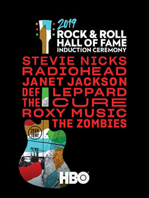 Image Rock and Roll Hall of Fame 2019 Induction Ceremony