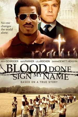Image Blood Done Sign My Name