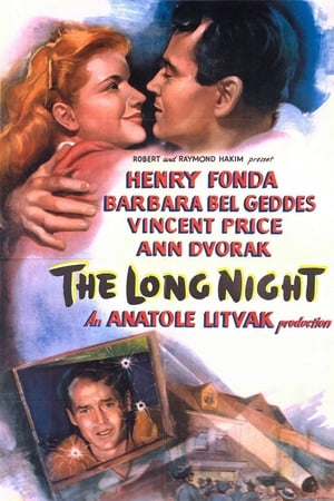 Poster The Long Night 1947