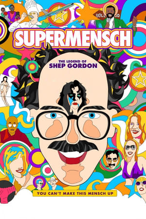 Image Supermensch: The Legend of Shep Gordon