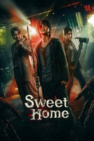 Poster Sweet Home 2020