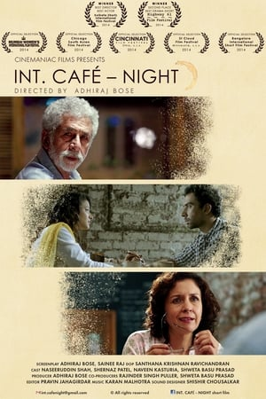 Image INT. CAFÉ – NIGHT