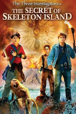Image The Three Investigators and The Secret Of Skeleton Island