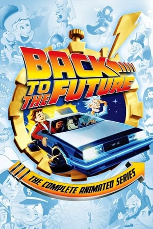 Image Back to the Future: The Animated Series