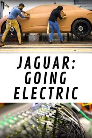 Image Jaguar: Going Electric