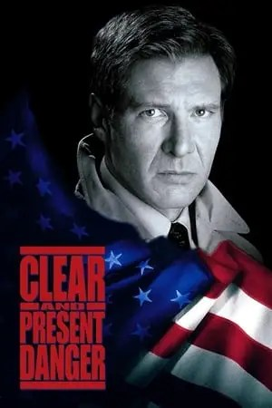 Poster Clear and Present Danger 1994
