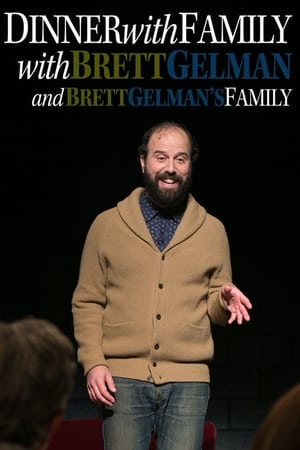 Image Dinner with Family with Brett Gelman and Brett Gelman's Family