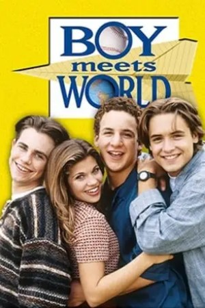 Poster Boy Meets World Season 4 A Long Walk to Pittsburgh-Part II 1997