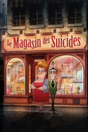Image Le Magasin des suicides