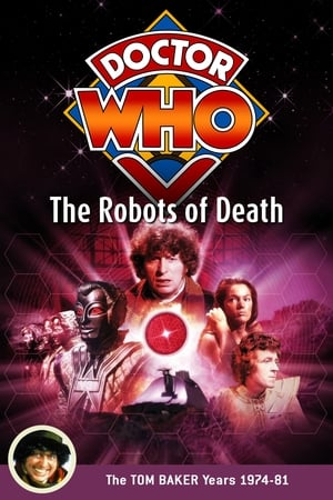 Image Doctor Who: The Robots of Death