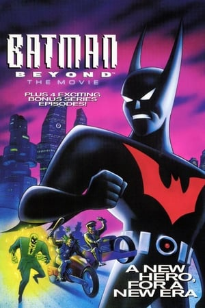Poster Batman Beyond: The Movie 1999