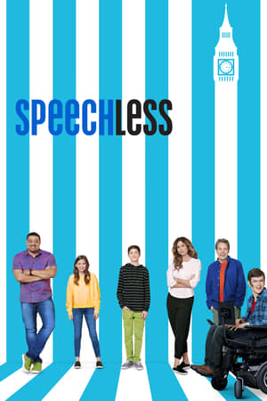 Poster Speechless 2016