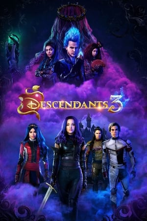 Poster Descendants 3 2019