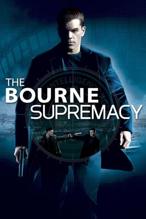 Poster The Bourne Supremacy 2004