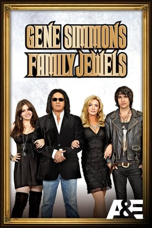 Poster Gene Simmons Family Jewels 2006