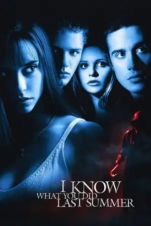 Poster I Know What You Did Last Summer 1997