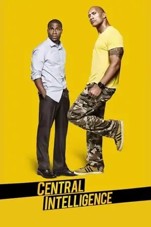 Poster Central Intelligence 2016