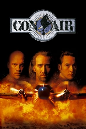 Image Con Air - lot skazańców