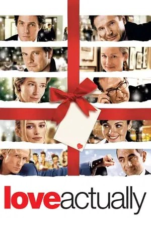 Poster Love Actually 2003
