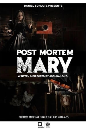Image Post Mortem Mary