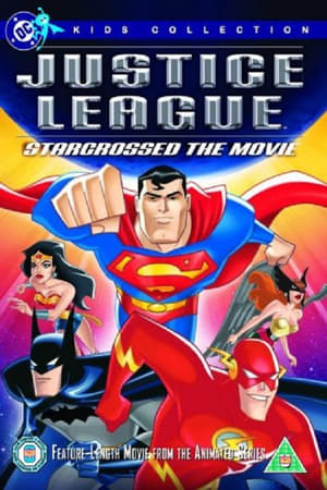 Poster Justice League - Starcrossed 2004