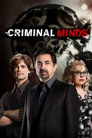 Poster Criminal Minds 2005