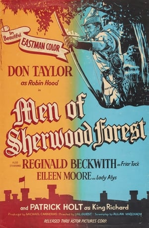 Image The Men of Sherwood Forest