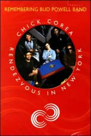 Poster Chick Corea Rendezvous in New York - Chick Corea & Bud Powell 2005