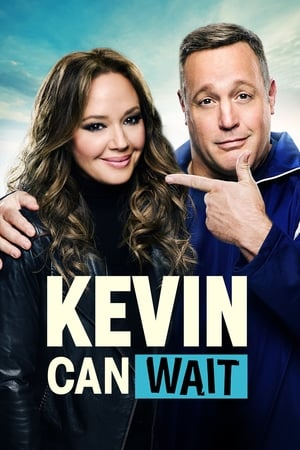 Poster Kevin Can Wait 2016