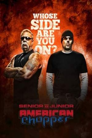 Image American Chopper: Senior vs. Junior