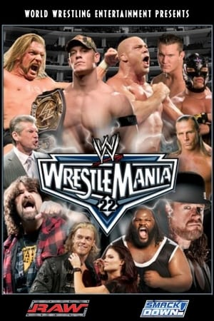 Image WWE WrestleMania 22