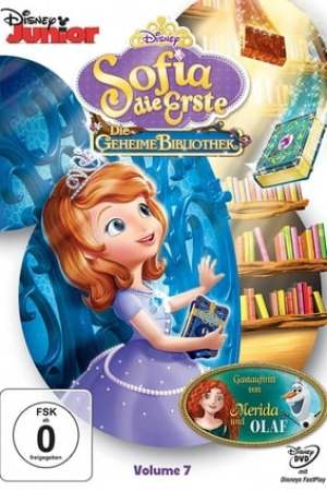 Image Princess Sofia: The Secret Bookstore