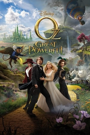 Poster Oz the Great and Powerful 2013