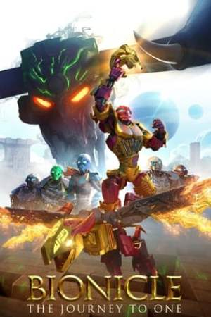 Image Lego Bionicle: The Journey to One