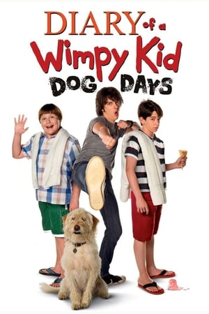 Image Diary of a Wimpy Kid: Dog Days