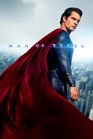 Poster Man of Steel 2013