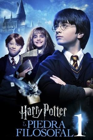 Harry Potter y la piedra filosofal poster