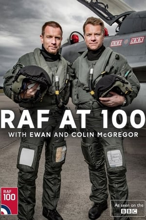 Image RAF at 100 with Ewan and Colin McGregor