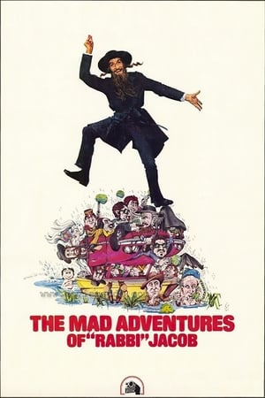 Image The Mad Adventures of Rabbi Jacob